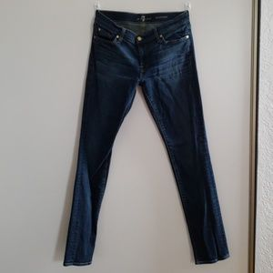 7 for All Mankind Roxanne Jean's- size 29